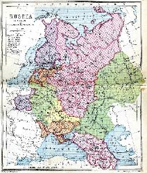 1916 railway map european russia with a detail inset of lvov from wwwkartyby