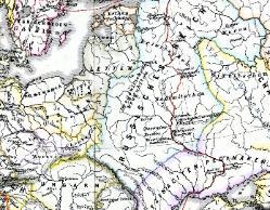 russland zwischen polen und litauen